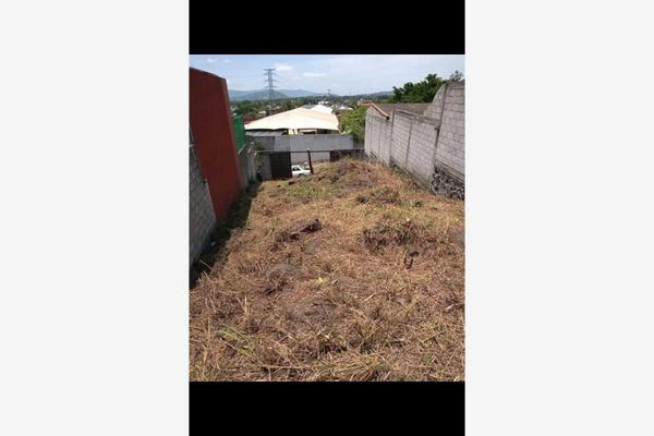 Foto de terreno habitacional en venta en 10 de abril 1, las granjas, cuernavaca, morelos, 16050351 No. 02