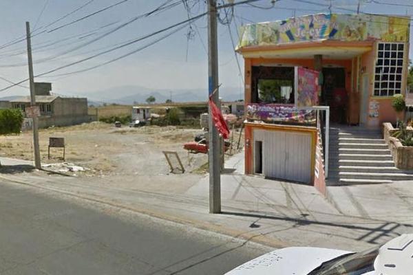 Foto de terreno habitacional en venta en  , 10 de agosto, ixtapan de la sal, méxico, 7913176 No. 04