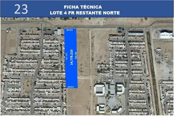 Foto de terreno habitacional en venta en  , 10 de mayo, mexicali, baja california, 12813581 No. 01