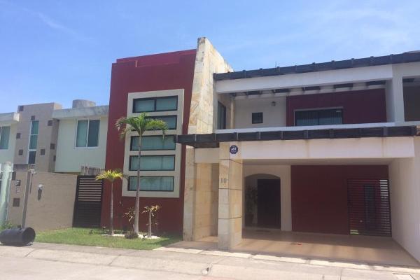 Foto de casa en venta en privada 16 10, las palmas, veracruz, veracruz de ignacio de la llave, 1436853 No. 01