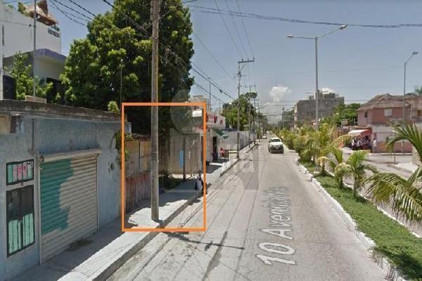 Foto de terreno habitacional en venta en 10 , playa del carmen centro, solidaridad, quintana roo, 5893495 No. 04