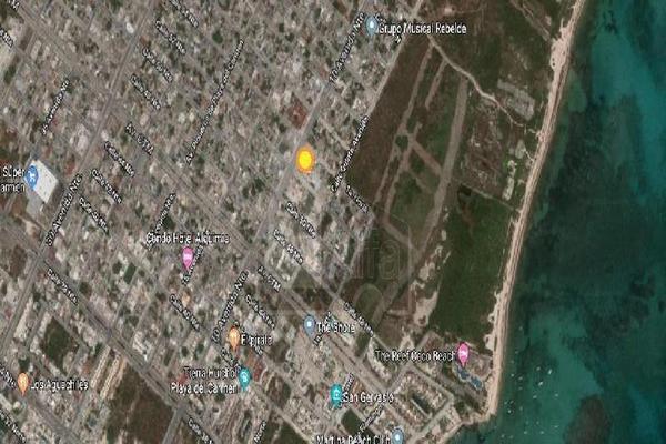 Foto de terreno habitacional en venta en 10 , playa del carmen centro, solidaridad, quintana roo, 5893495 No. 05