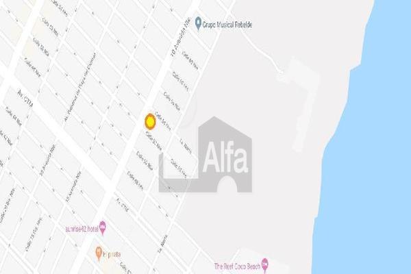 Foto de terreno habitacional en venta en 10 , playa del carmen centro, solidaridad, quintana roo, 5893495 No. 06