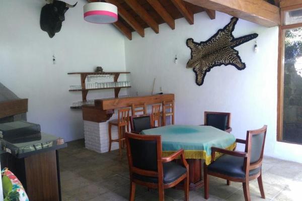 Foto de casa en venta en vega del campo 100, avándaro, valle de bravo, méxico, 3051888 No. 05