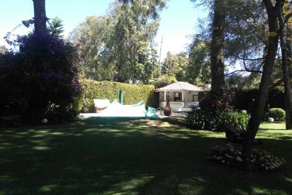 Foto de casa en venta en vega del campo 100, avándaro, valle de bravo, méxico, 3051888 No. 08