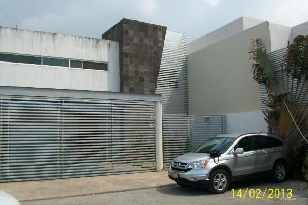 Foto de casa en venta en río pichucalco 111, real del sur, centro, tabasco, 2673391 No. 01