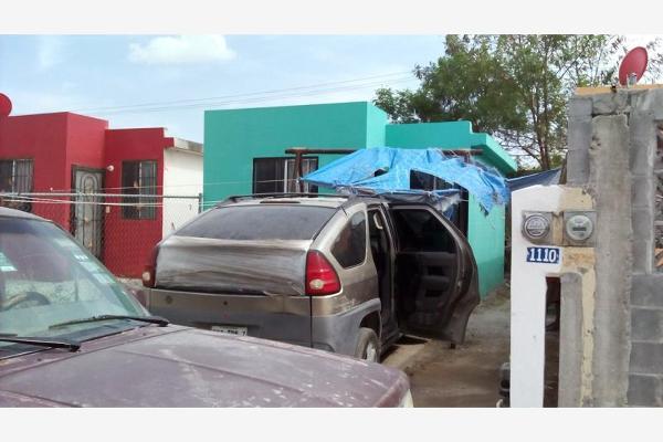 Foto de casa en venta en pino 1110, balcones de alcalá iii, reynosa, tamaulipas, 2665276 No. 01
