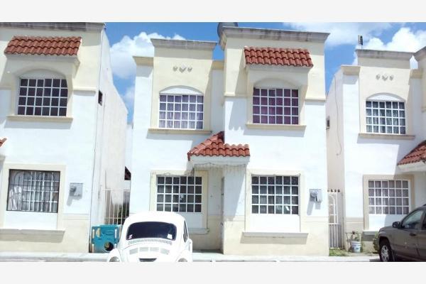 Foto de casa en venta en hacienda del rio 116, las haciendas, reynosa, tamaulipas, 2690064 No. 01