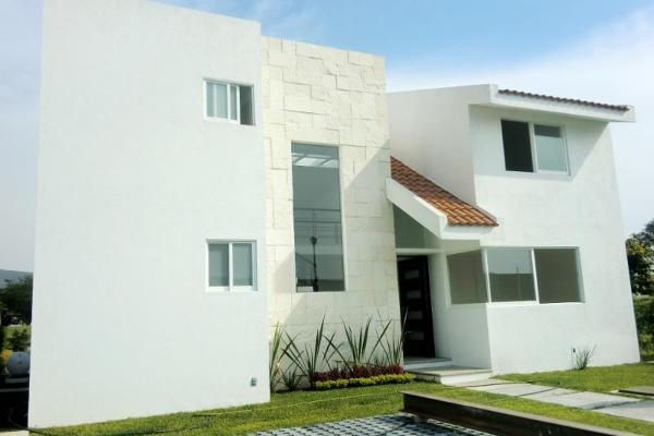 Foto de casa en venta en paraiso country club 117, paraíso country club, emiliano zapata, morelos, 2690157 No. 01