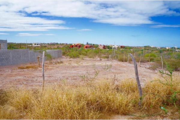 Foto de terreno habitacional en venta en 15 1173, centenario, la paz, baja california sur, 2687721 No. 02