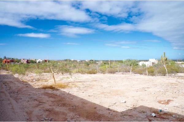 Foto de terreno habitacional en venta en 15 1173, centenario, la paz, baja california sur, 2687721 No. 08