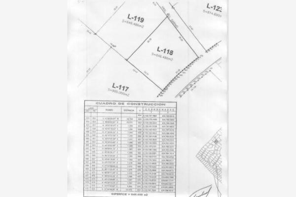 Foto de terreno habitacional en venta en privada del sabino 118, las parotas, villa de álvarez, colima, 813573 No. 02