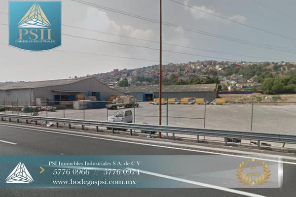 Foto de nave industrial en renta en 12 12, ecatepec 2000, ecatepec de morelos, méxico, 8639094 No. 01