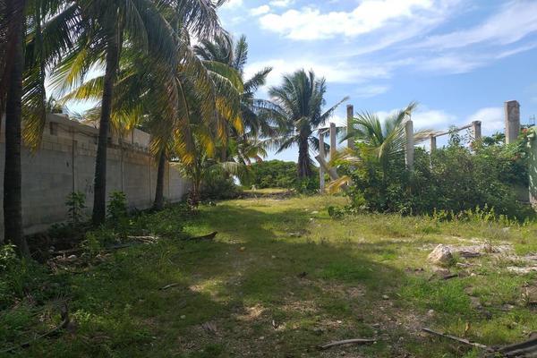 Foto de terreno habitacional en venta en 12 , celestun, celestún, yucatán, 9945574 No. 02