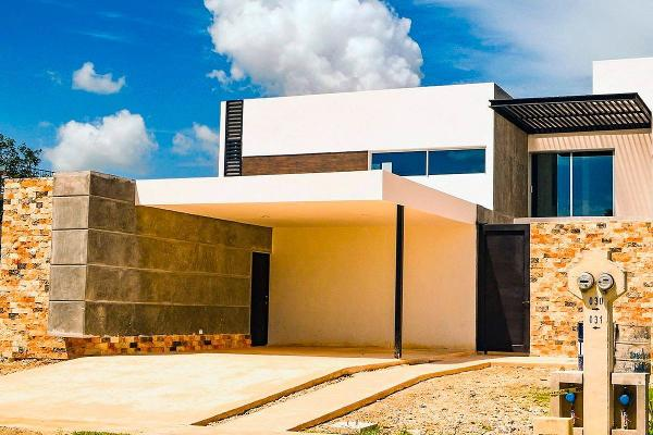 Foto de casa en venta en 12 , cholul, mérida, yucatán, 5827831 No. 01