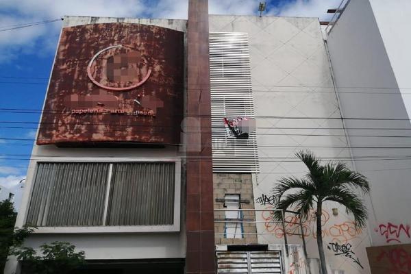 Foto de edificio en renta en 12 , playa del carmen, solidaridad, quintana roo, 18683474 No. 01