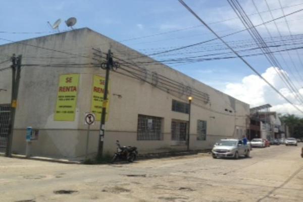 Foto de local en renta en 12 poniente esquina con la 3 norte 1352, moctezuma, tuxtla gutiérrez, chiapas, 5806686 No. 01