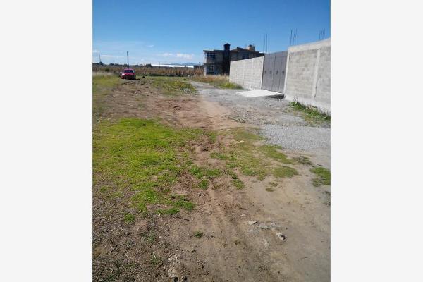 Foto de terreno habitacional en venta en de la bandera 12, santiaguito, ocoyoacac, méxico, 2684498 No. 01