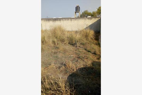 Foto de terreno habitacional en venta en de la bandera 12, santiaguito, ocoyoacac, méxico, 2684498 No. 04