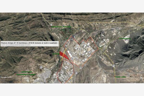 Foto de terreno industrial en venta en del parque 1250, parque industrial, ramos arizpe, coahuila de zaragoza, 3061756 No. 05