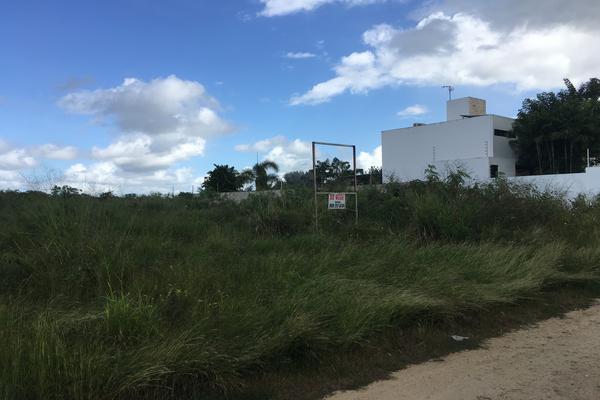 Foto de terreno industrial en venta en 13 118, cholul, mérida, yucatán, 10002968 No. 02