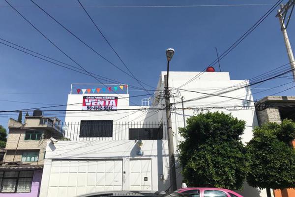 Foto de casa en venta en 13 14, josé lópez portillo, iztapalapa, df / cdmx, 9915748 No. 01