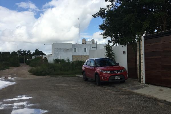 Foto de terreno industrial en venta en 13 79, cholul, mérida, yucatán, 10002968 No. 04