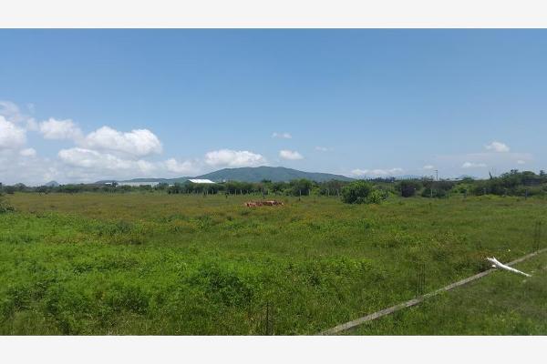 Foto de terreno habitacional en venta en 13 de septiembre 2, el armadillo, tepic, nayarit, 5692588 No. 01