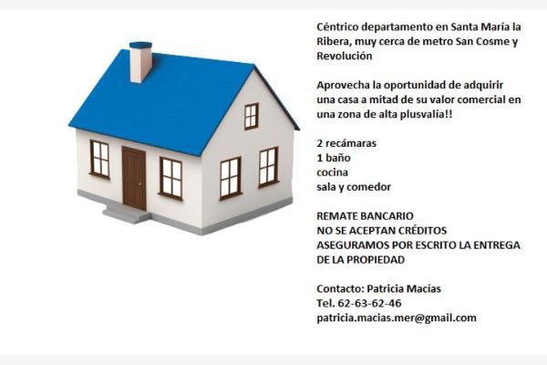 Foto de departamento en venta en enrique gonzález 13, santa maria la ribera, cuauhtémoc, distrito federal, 2676408 No. 02