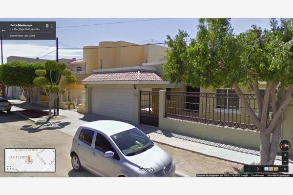 Foto de casa en venta en de la matarraya lote 33manzana 110, sector la selva fidepaz, la paz, baja california sur, 3030328 No. 03