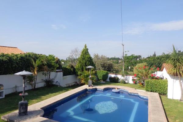 Foto de casa en venta en  14, lomas de cocoyoc, atlatlahucan, morelos, 1984682 No. 02