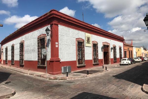 Foto de casa en venta en 15 de mayo 21, centro sct querétaro, querétaro, querétaro, 5813291 No. 01