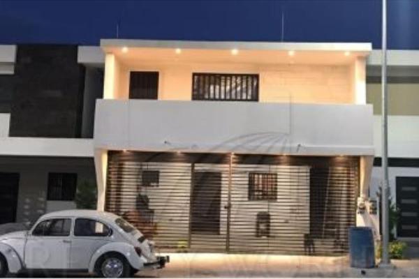 Foto de casa en venta en  , 15 de mayo, guadalupe, nuevo león, 5667411 No. 01