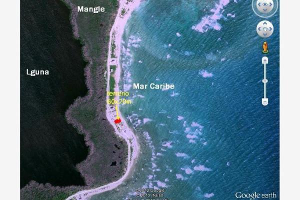 Foto de terreno comercial en venta en costera norte 15, mahahual, othón p. blanco, quintana roo, 2668837 No. 01