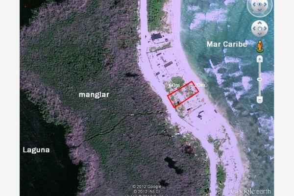 Foto de terreno comercial en venta en costera norte 15, mahahual, othón p. blanco, quintana roo, 2668837 No. 03