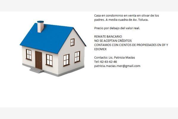 Foto de casa en venta en san juan 15, olivar de los padres, álvaro obregón, distrito federal, 2658477 No. 02