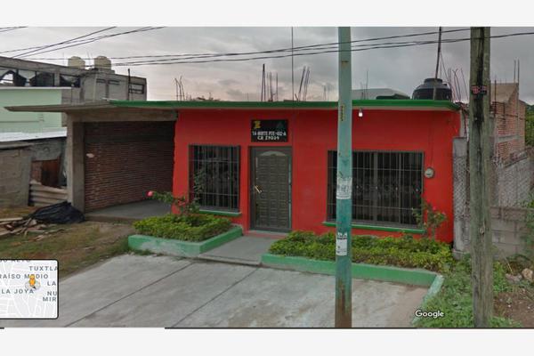 Foto de oficina en venta en 16 avenida norte 832, paraíso medio, tuxtla gutiérrez, chiapas, 10179324 No. 01