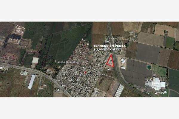 Foto de terreno comercial en venta en 16 de septiembre 0, rancho grande, irapuato, guanajuato, 6166806 No. 02
