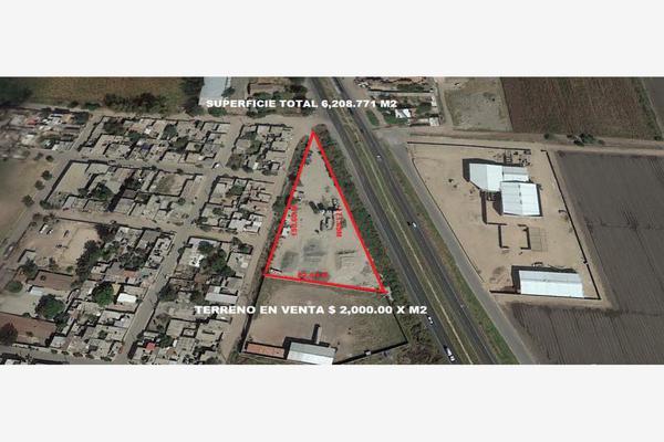 Foto de terreno comercial en venta en 16 de septiembre 0, rancho grande, irapuato, guanajuato, 6166806 No. 03