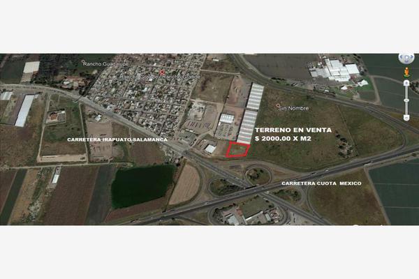 Foto de terreno comercial en venta en 16 de septiembre 0, rancho grande, irapuato, guanajuato, 8188151 No. 02