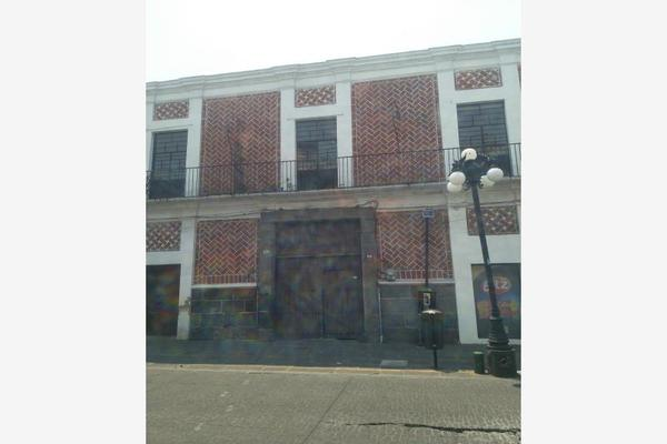 Foto de edificio en renta en 16 de septiembre 1310, el carmen, puebla, puebla, 0 No. 01