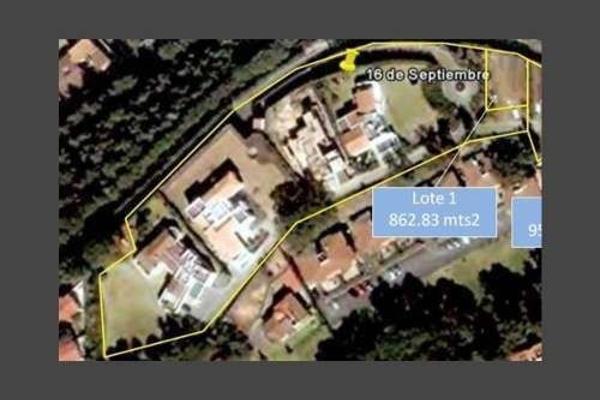 Foto de terreno habitacional en venta en 16 de septiembre , contadero, cuajimalpa de morelos, df / cdmx, 11410028 No. 05