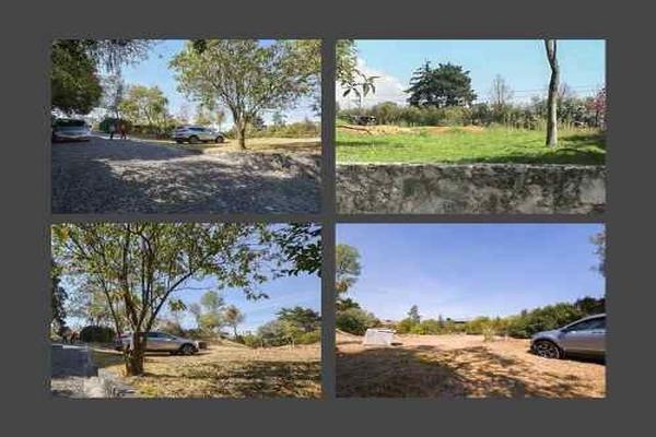 Foto de terreno habitacional en venta en 16 de septiembre , el ébano, cuajimalpa de morelos, df / cdmx, 14071547 No. 06