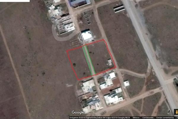 Foto de terreno habitacional en venta en 16 de septiembre , lomas de la unidad, calera, zacatecas, 5928456 No. 01