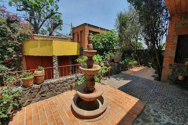 Foto de casa en venta en 16 de septiembre , san andrés totoltepec, tlalpan, df / cdmx, 20832475 No. 01