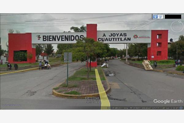 Foto de departamento en venta en 16 de septiembre y joya norte , joyas de cuautitlán, cuautitlán, méxico, 5390524 No. 01