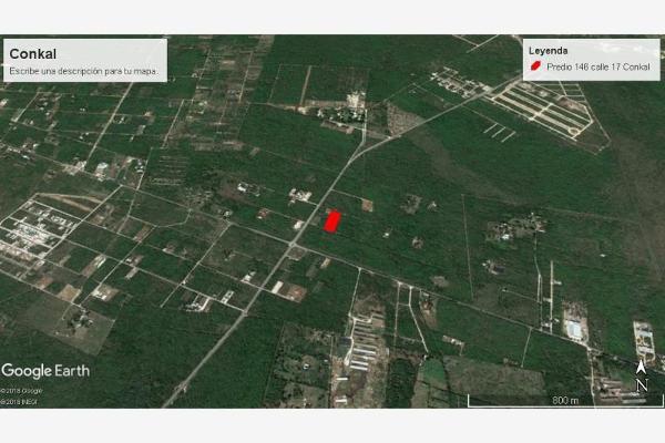 Foto de terreno habitacional en venta en 17 146, residencial roma, mérida, yucatán, 6171867 No. 03