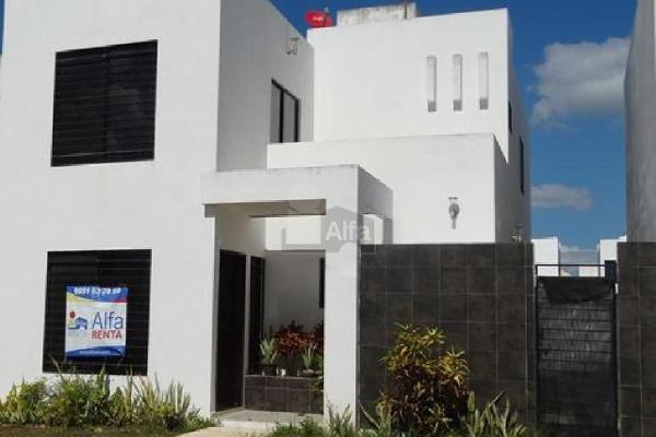 Foto de casa en venta en 17 , gran santa fe, mérida, yucatán, 9912822 No. 01