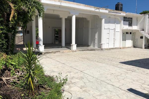 Foto de casa en venta en 18 0 , supermanzana 20 centro, benito juárez, quintana roo, 5956815 No. 01