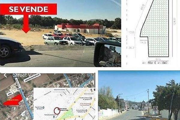 Foto de terreno comercial en venta en  , 20 de noviembre, tepeapulco, hidalgo, 5813358 No. 03
